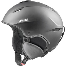 UVEX Primo Casque, black mat